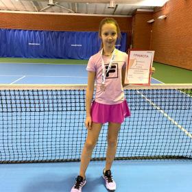 Большой теннис для детей на Рублевке