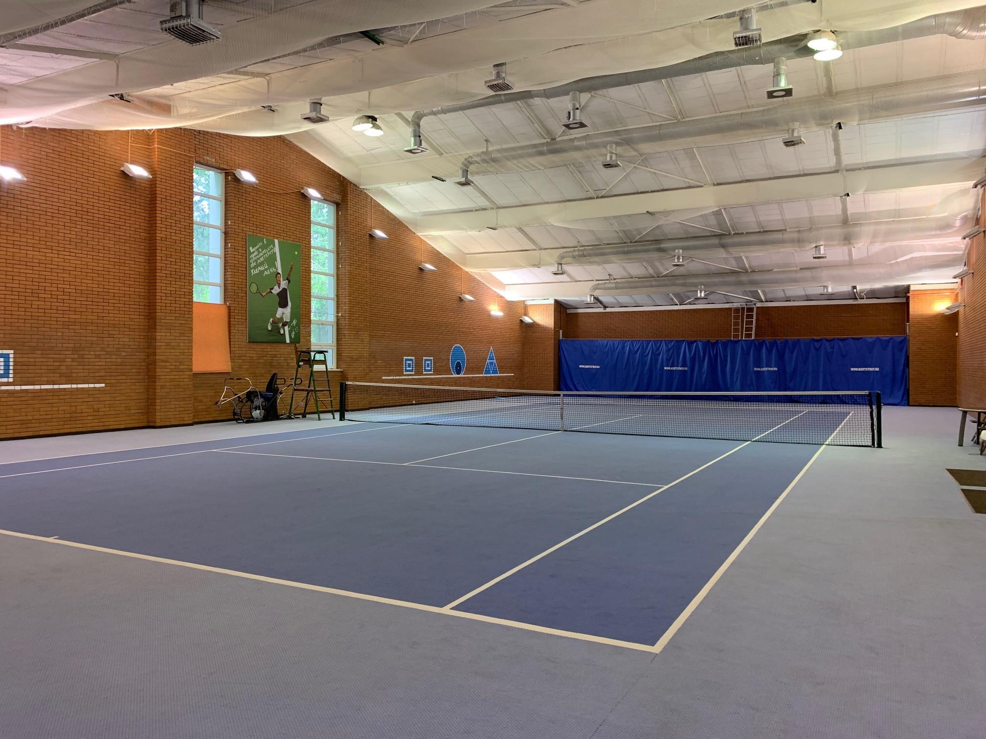 Продаётся ковровое покрытие для теннисного корта